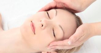 Ryg-, ansigts- og hovedbundsmassage